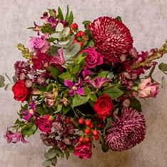 Autumn Glow Bouquet