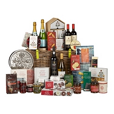Waitrose & Partners Ultimate Christmas Feast Hamper