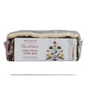 Waitrose Christmas Iced Fruit Cake Slab 450g