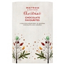 Waitrose & Partners Christmas Chocolate Selection 600g