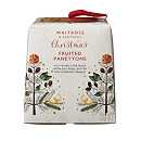 Waitrose & Partners Christmas Fruited Panettone 500g