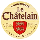 2 x Le Chatelain Camembert 250g